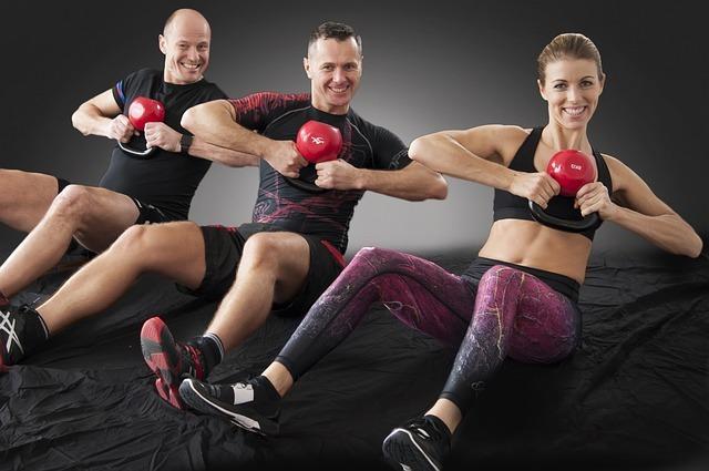 Nieuw bij Fysiotherapie WH. Kettlebelltraining!