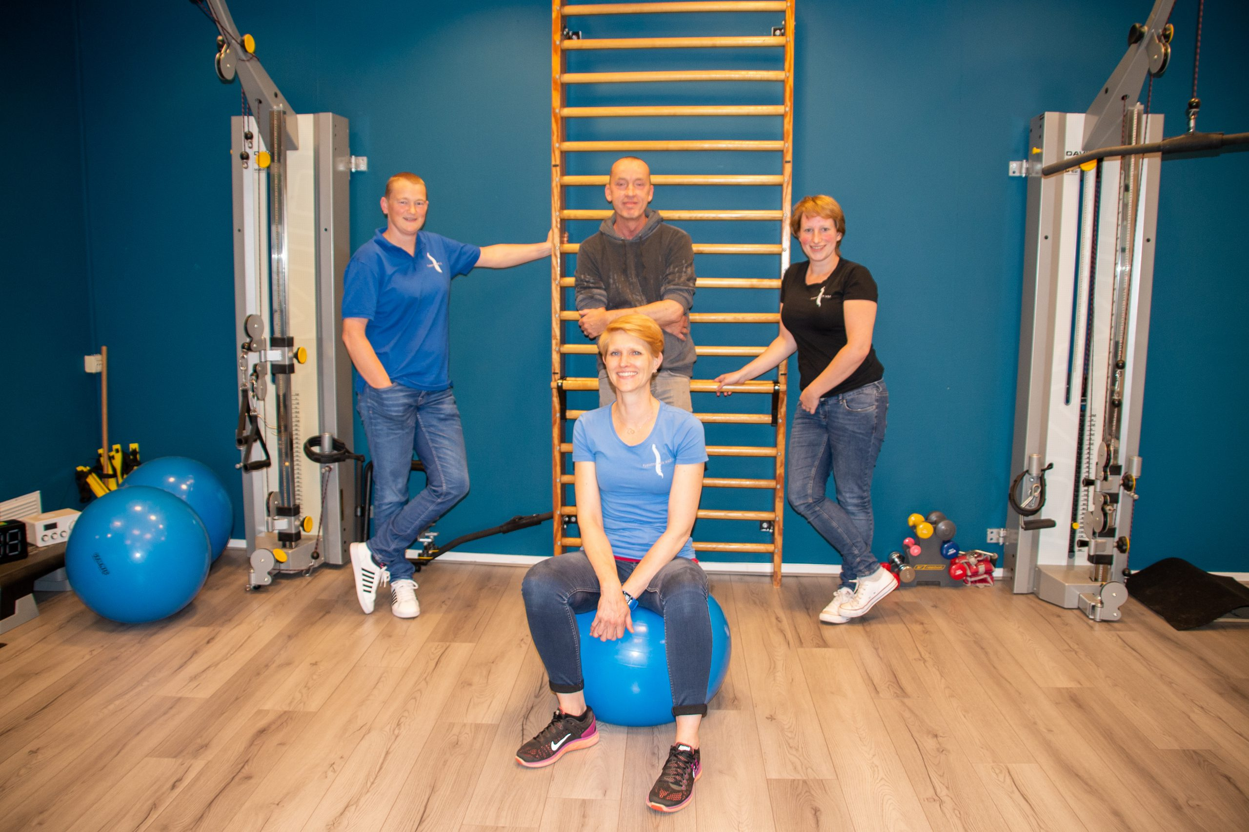 Fysiotherapie W&H is weer open!
