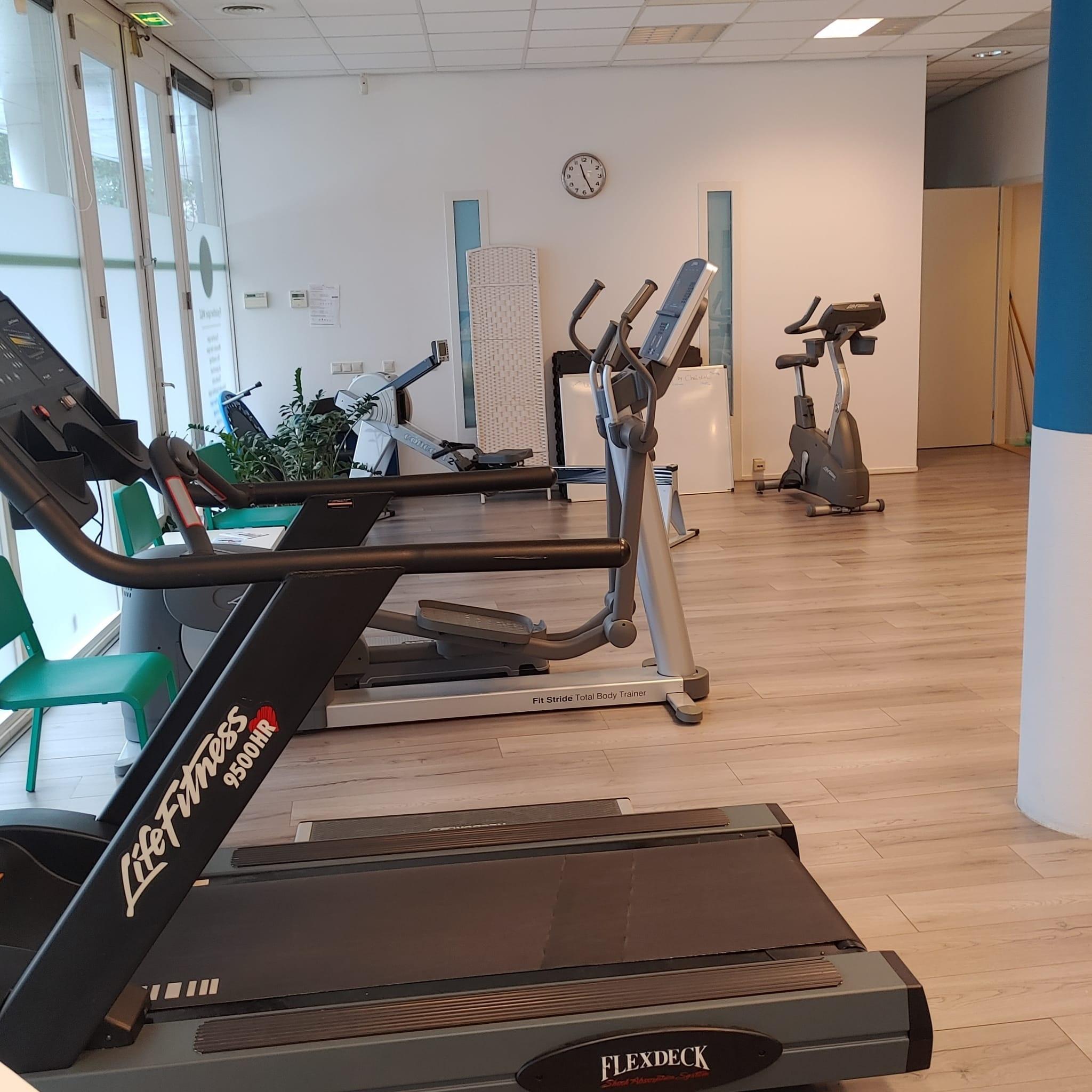 Medische fitness per 1 september weer herstart!